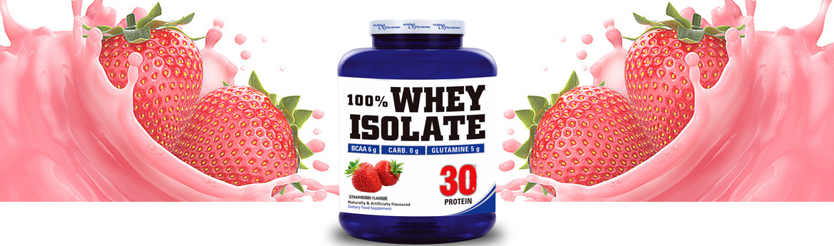 Sports Nutrition Bodybuilding Supplement - whey isolate