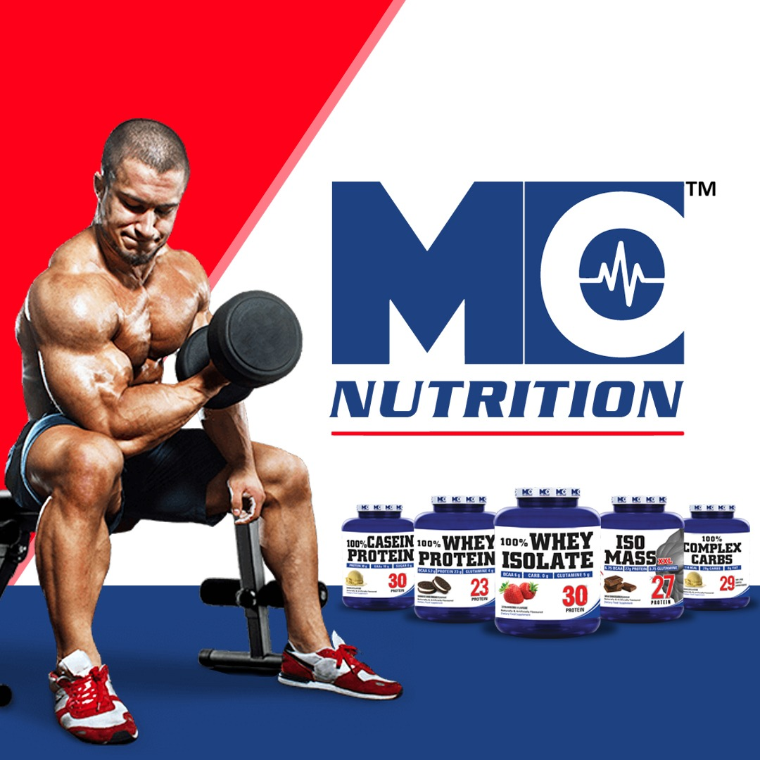 India's Best Bodybuilding Supplements - MuscleOxy Nutrition
